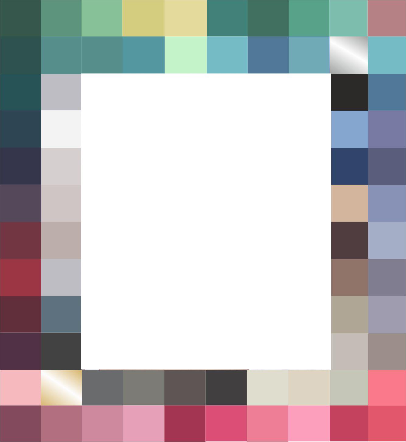 cold palette